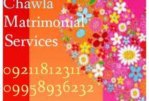 chawla / FREE REGISTRATION IN CHAWLA MATRIMONIAL SERVICES