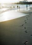 Impronte dei piedi