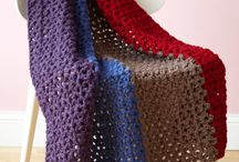 Crochet projects and ideas / by Sarah Gault