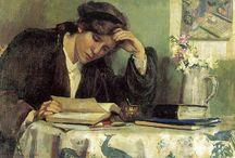 Ethel Pennewill Brown Leach - www.evapartcafe.com