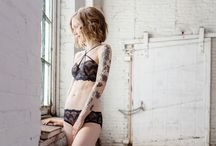 Made with Tailor Made Shop / DIY Lingerie Projects made by customers using Tailor Made Shop lingerie sewing supplies.