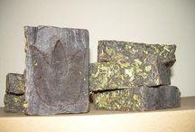 Mud soap -Healing-Curative