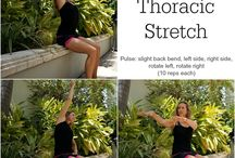 Exercises & stretches