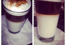 Latte Macchiato / coffee