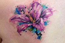 bunga lili_doodle