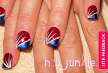 Christmas Nails 2015 / ideas for christmas manicure