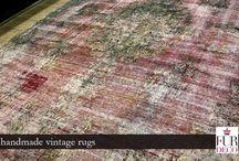 Handmade Vintage Rugs