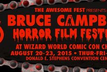 Movies and events / Add these to your calendar! #horror #movies #convention #fun
