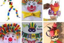 Manualidades carnaval