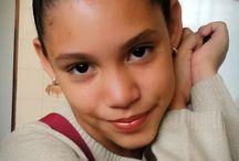 Xarina: Nuestra inspiración / A mi adorada hija. A ella dedico mi labor.