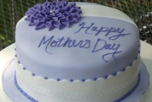 Mother's day cakes / Anneler günü pastası, cakes