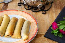 Mes gâteaux algériens / Gâteaux orientaux pour l'Aïd