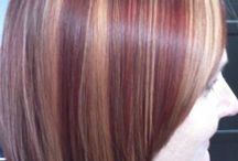 My hair creations / These are styles and colors that i create here in my salon in webster texas.