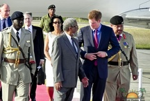 Prince Harry in Belize!