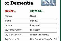 Reminiscence dementia