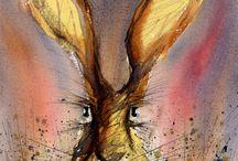 Hares / Beautiful Beautiful Hares