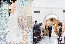 Decoracion Bodas - Mosaicos coloniales
