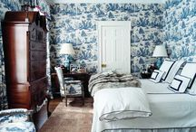 We love toile!