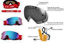 Skiing Snowboard Goggles