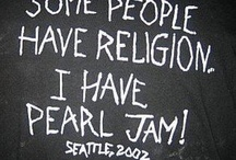 PEARL JAM  / by Violet Spores