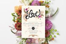 Styled Stationery / Show off your wedding style with fresh & modern wedding stationery from Wedding Paper Divas. From save the dates, wedding invitations, bridal shower, and more, find the perfect design for your wedding day. / by Wedding Paper Divas