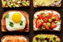 Śniadaniowy bufet