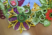 Crochet: Lace, Irish, Romanian / by Steelers Sage