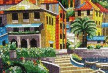 Mosaico/ Mosaic ✔✔