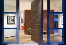 @Doors, Windows and Enteries