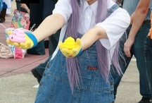 Dr.Slump Cosplay