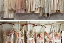 Wedding Party Attire Inspiration / Outfit those that surround you in whatever you want! Matching isn't necessary!