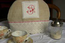 tea cosy - çaydanlık şapkası
