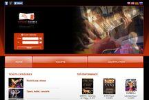 Websites / Websites, Web presentation, Web design