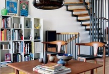Stairs and Hallways / by Ange Brown