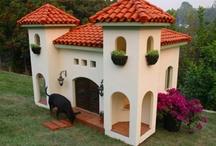 Dog Houses / #doghouse, #dog, #dogs