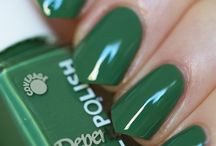 Depend polish collection / Depend O2 Series 5030.