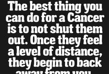 Zodiac Signs / There will be alot of Cancer stuff because i am a Cancer
