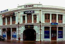 Buildings in Penang / Great pictures of the nice buildings in Penang.