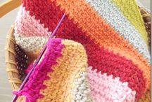 Crocheting / by Melissa Ryan