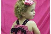 Hair bows and head band tutorials for Avery