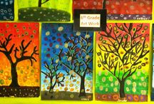 Art projects: painting  / by Jane Hastings