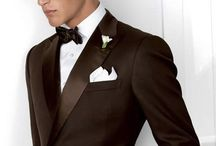 Smoking jacket/Tuxedo