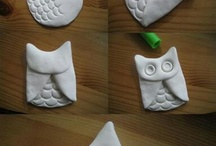 Pottery, sewing - diy