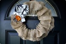 Wreaths / by Sandie Perkins Martin