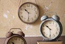 clocks / by Lille RosaLinnea