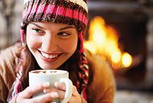 Moments entre amis / Partage café / Instant café