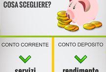 Risparmio e investimenti / Accorgimenti e news sulla gestione del risparmio tratte dal blog www.salvarisparmio.com
