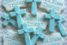 Cookies: Baptism / by Gianna Roddy