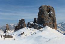 Trentino / De Dolomieten en het Gardameer is waar het allemaal begonnen is, mijn nieuwe leven in Italië