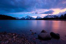 G.T.N.P. & Jackson / Grand Teton National Park and Jackson WY